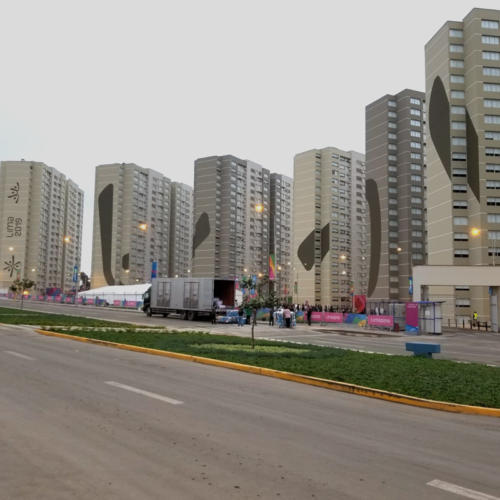 Athlete Village