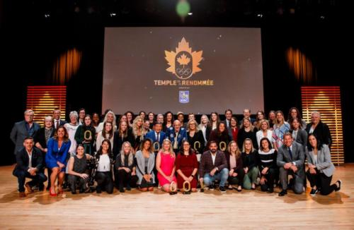 Canadian Olympic Hall of Fame Class of 2019