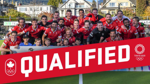 Nail biter finish qualifies Field Hockey Canada for Tokyo 2020